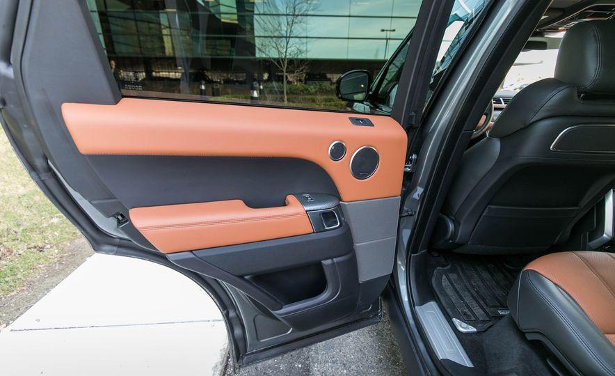 2017 Land Rover Range Rover Sport Autobiography - Slide 72