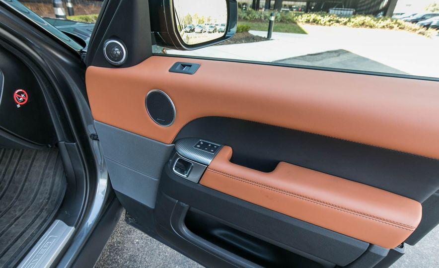 2017 Land Rover Range Rover Sport Autobiography - Slide 75