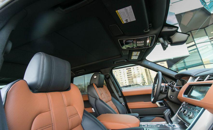 2017 Land Rover Range Rover Sport Autobiography - Slide 77
