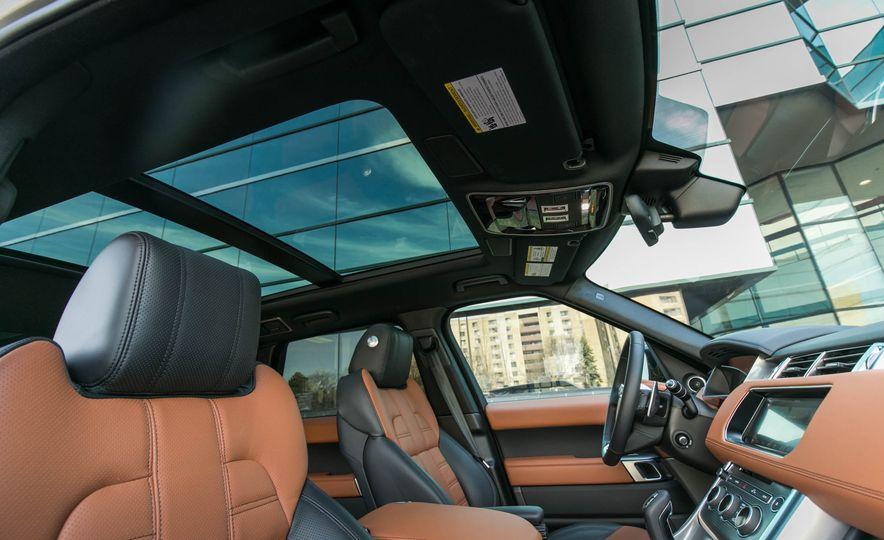 2017 Land Rover Range Rover Sport Autobiography - Slide 78