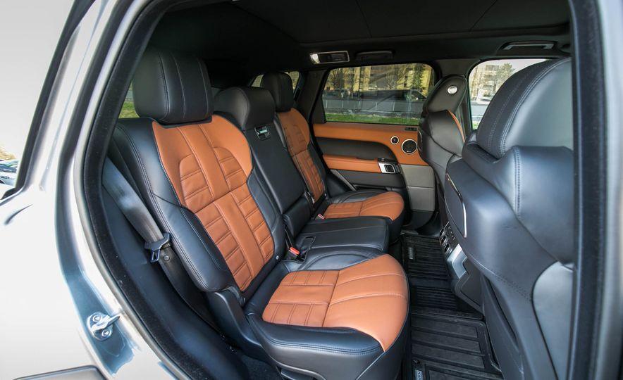 2017 Land Rover Range Rover Sport Autobiography - Slide 80