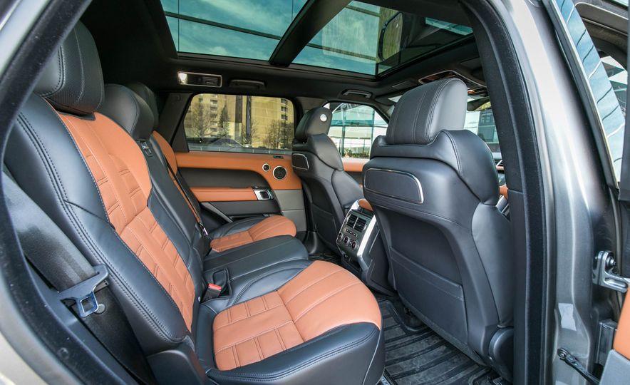 2017 Land Rover Range Rover Sport Autobiography - Slide 82