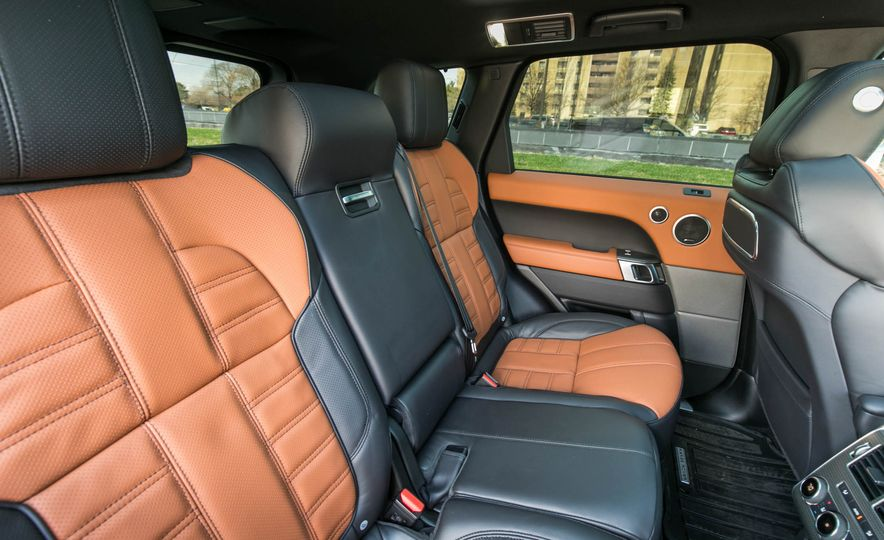 2017 Land Rover Range Rover Sport Autobiography - Slide 83