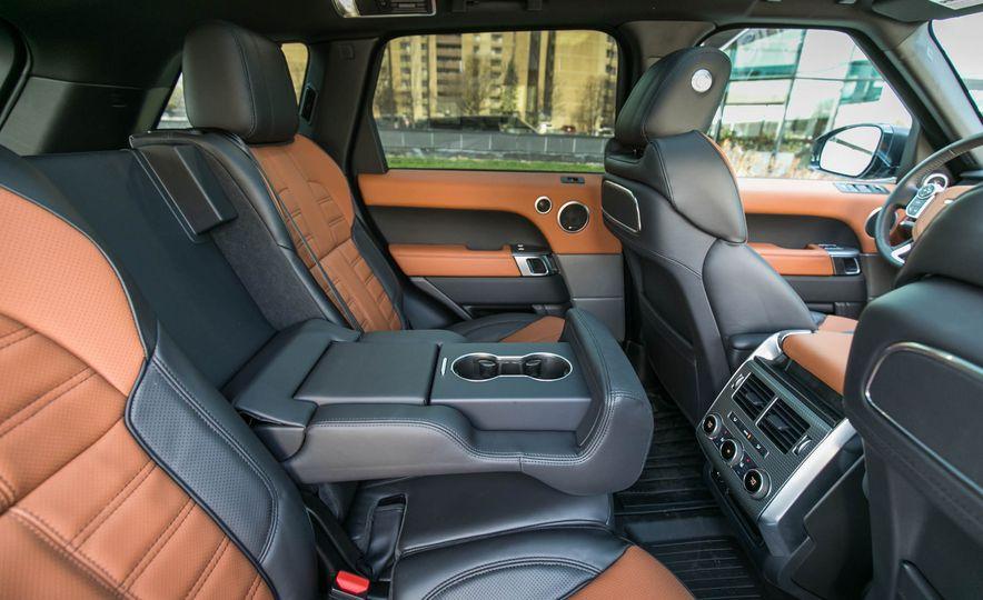 2017 Land Rover Range Rover Sport Autobiography - Slide 84