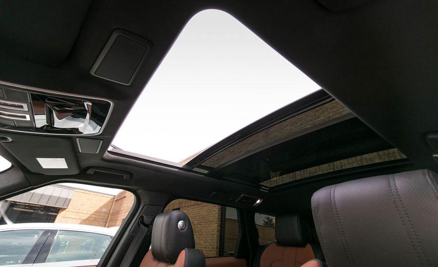 2017 Land Rover Range Rover Sport Autobiography - Slide 89