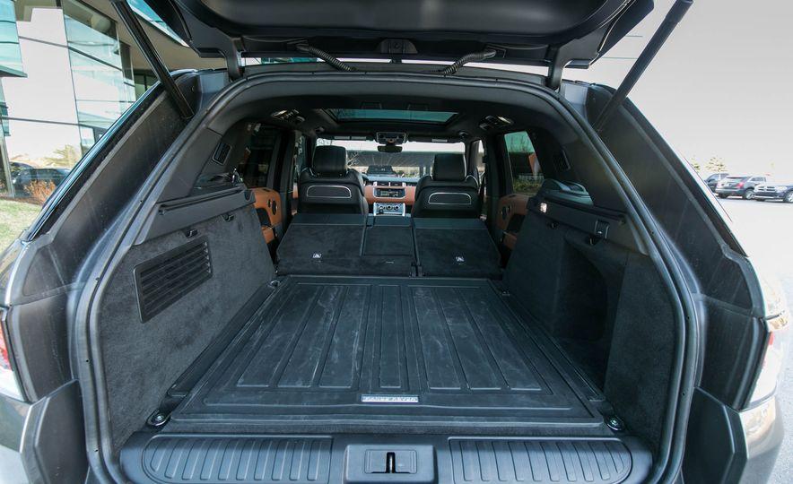 2017 Land Rover Range Rover Sport Autobiography - Slide 96
