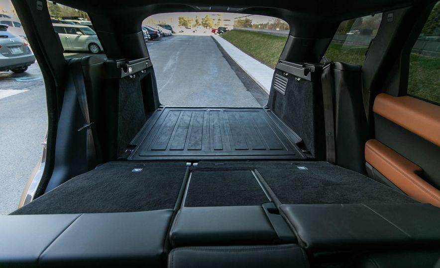 2017 Land Rover Range Rover Sport Autobiography - Slide 97
