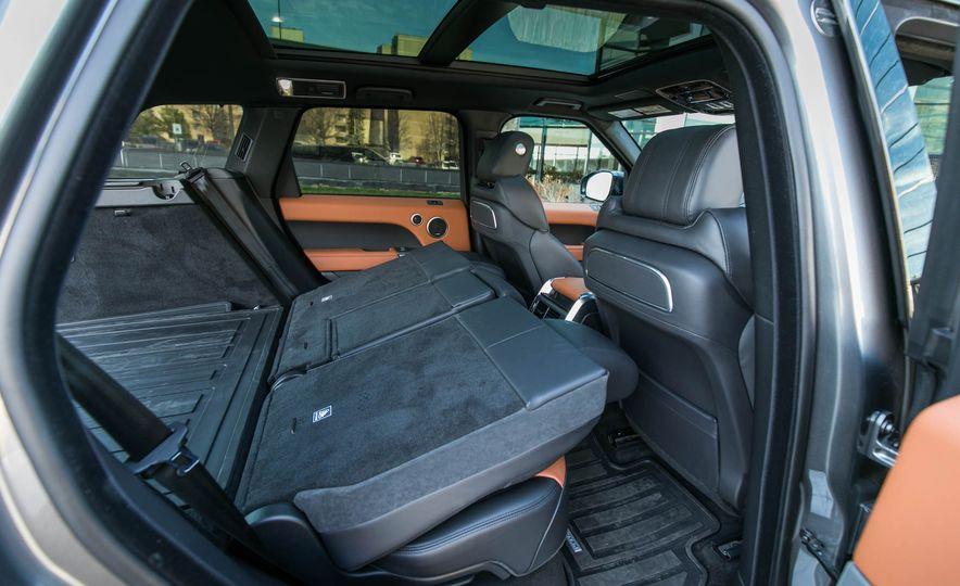 2017 Land Rover Range Rover Sport Autobiography - Slide 98