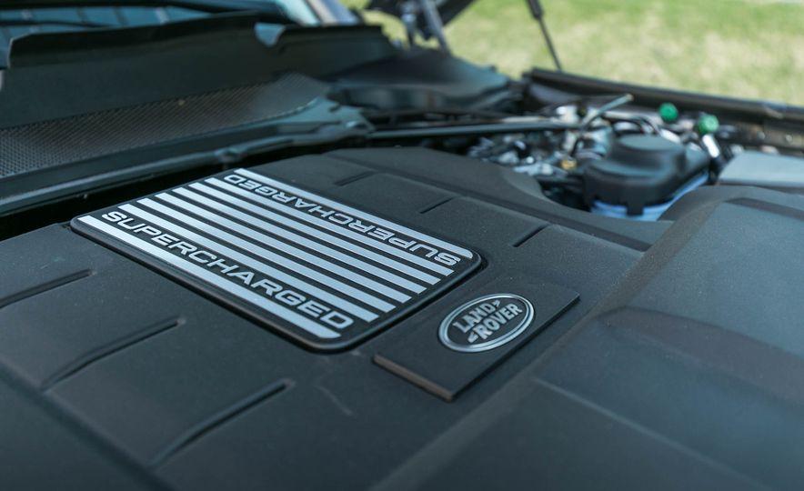 2017 Land Rover Range Rover Sport Autobiography - Slide 106