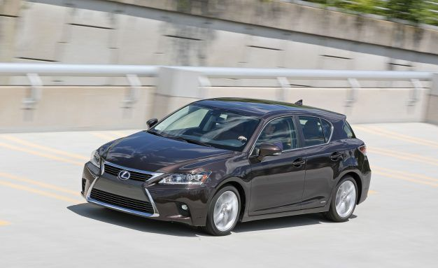 The Lexus CT200h Is Dead | News | Car and Driver