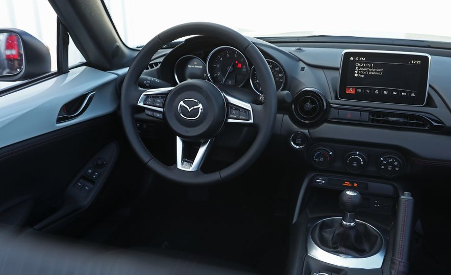 2017 Mazda MX-5 Miata - Slide 88