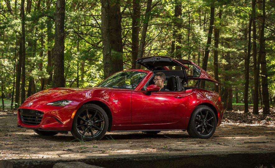 2017 Mazda MX-5 Miata - Slide 117