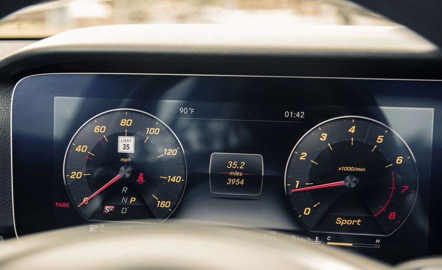 2017 Mercedes-Benz E300 - Slide 38