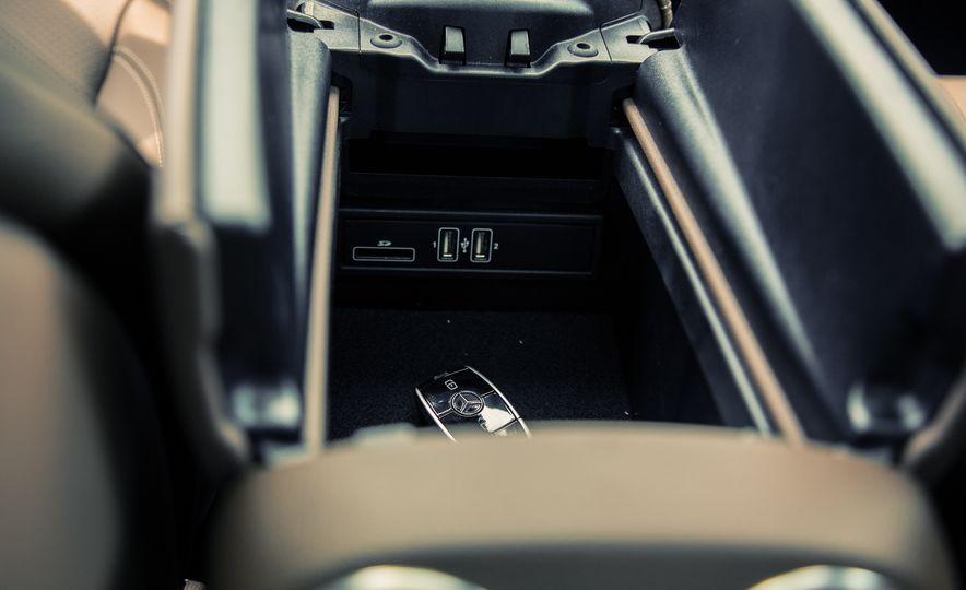 2017 Mercedes-Benz E300 - Slide 49