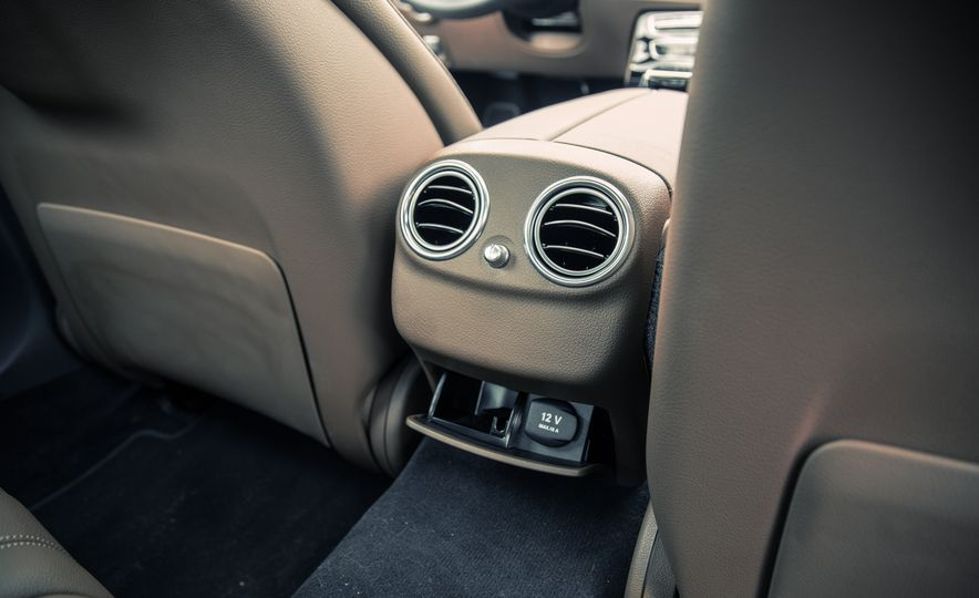 2017 Mercedes-Benz E300 - Slide 50
