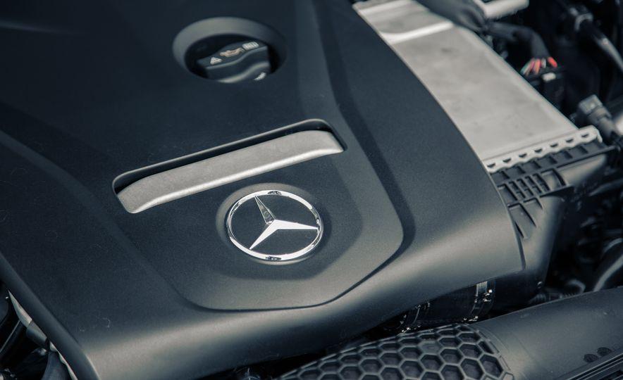2017 Mercedes-Benz E300 - Slide 60
