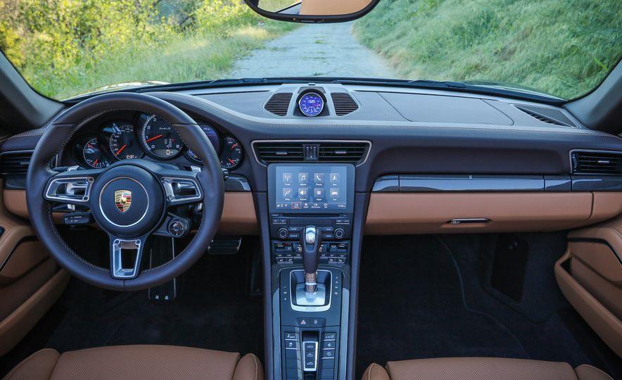 2017 Porsche 911 Turbo S cabriolet - Slide 35