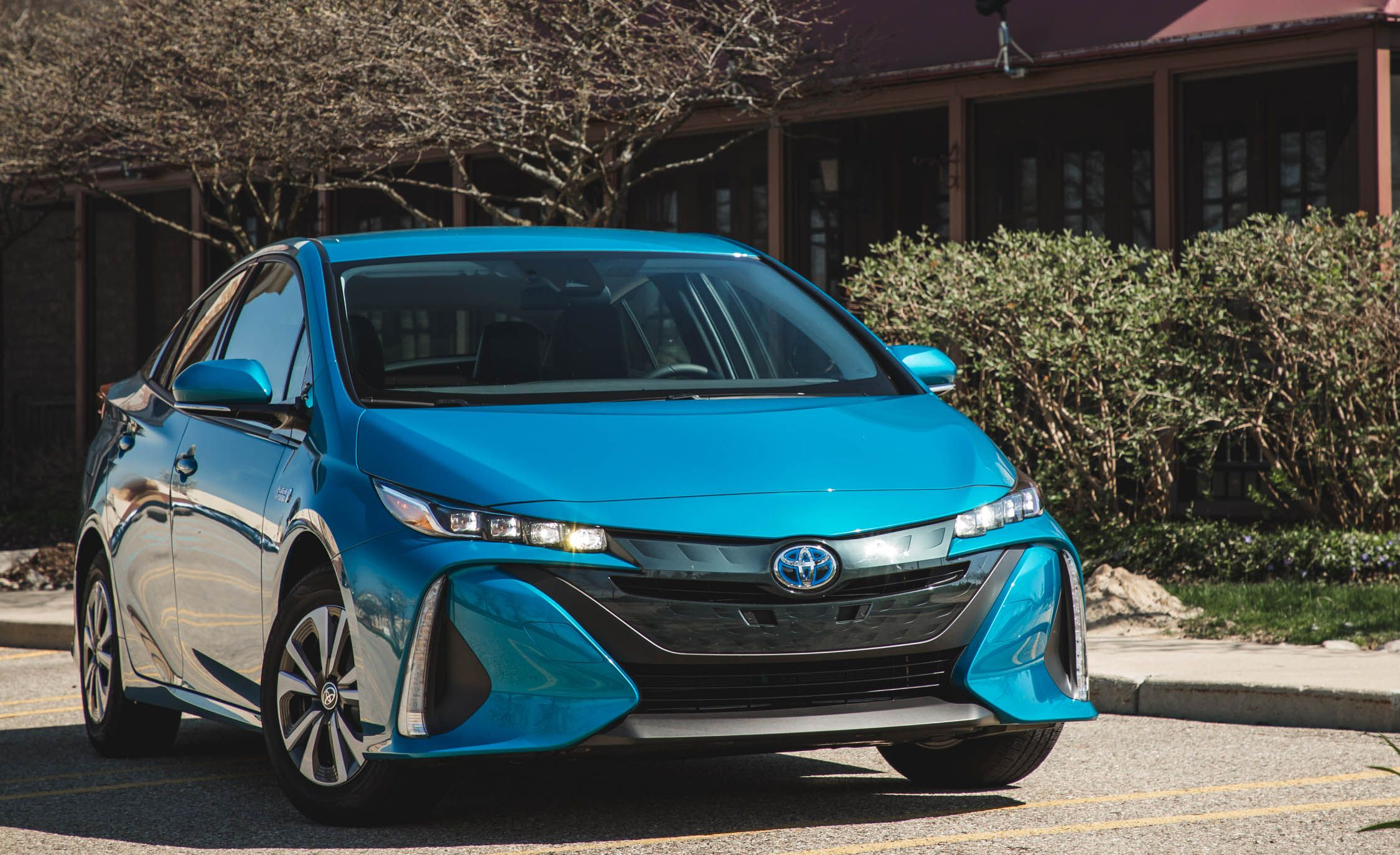 2019 Toyota Prius Prime Reviews Price Photos And Specs Car Driver