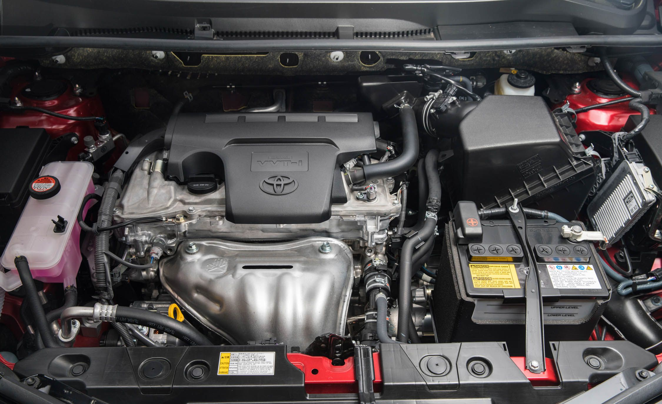 2020 Toyota Rav4 Reviews Price Photos And Specs Car Driver