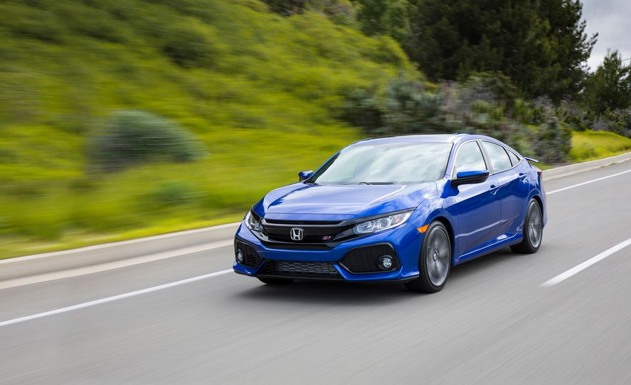 2017 Honda Civic Si - Slide 1