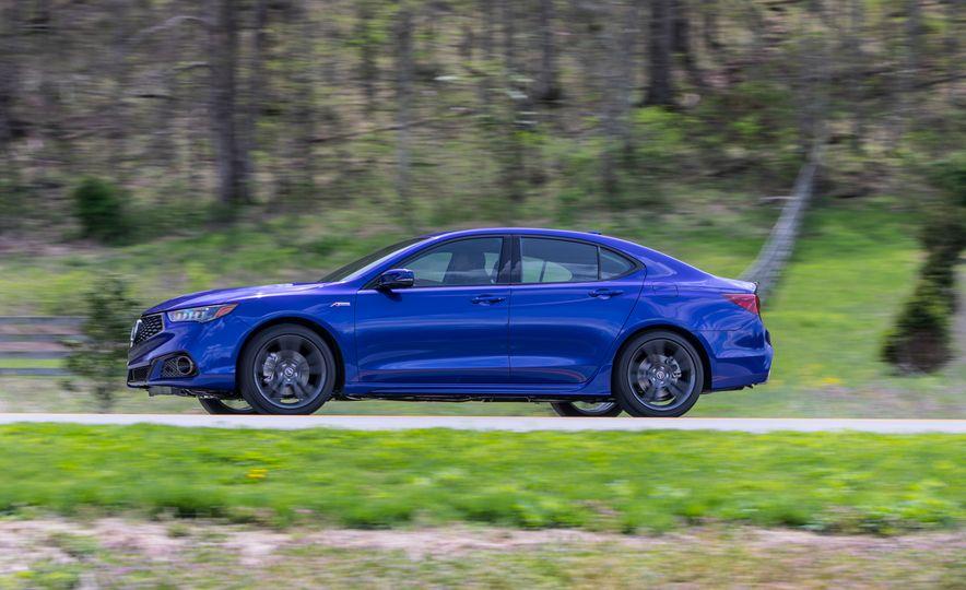 2018 Acura TLX - Slide 5