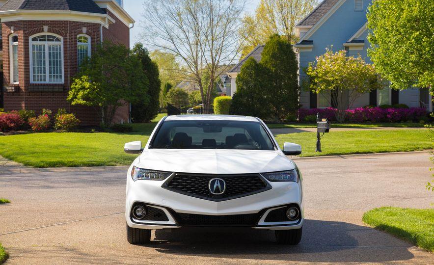 2018 Acura TLX - Slide 59