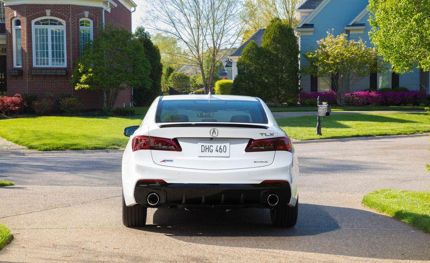2018 Acura TLX - Slide 62