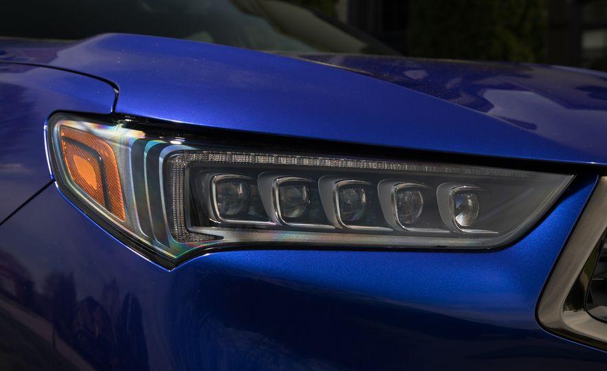 2018 Acura TLX - Slide 18