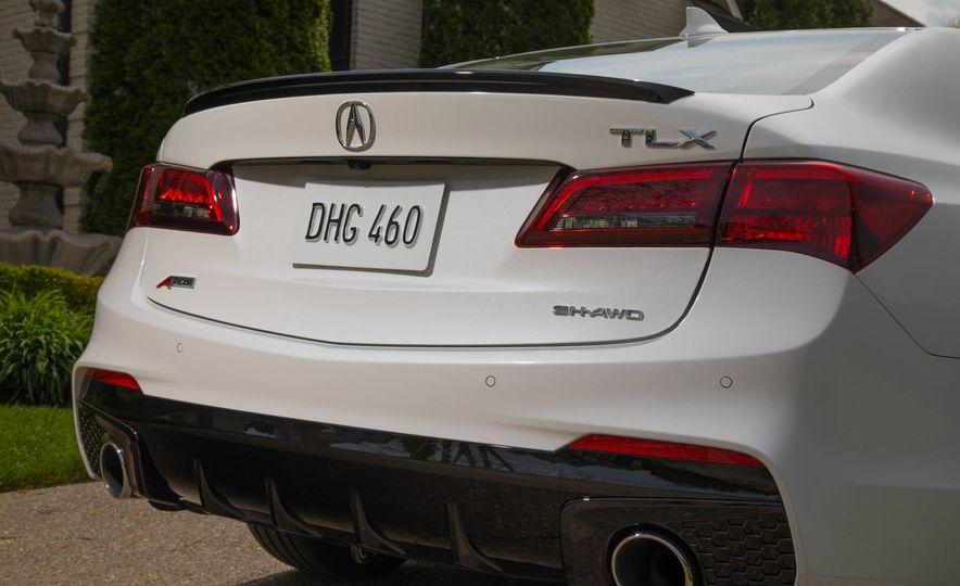 2018 Acura TLX - Slide 63
