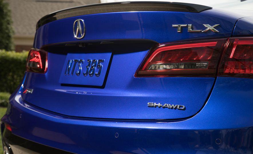 2018 Acura TLX - Slide 20