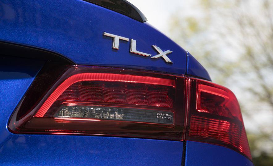 2018 Acura TLX - Slide 21