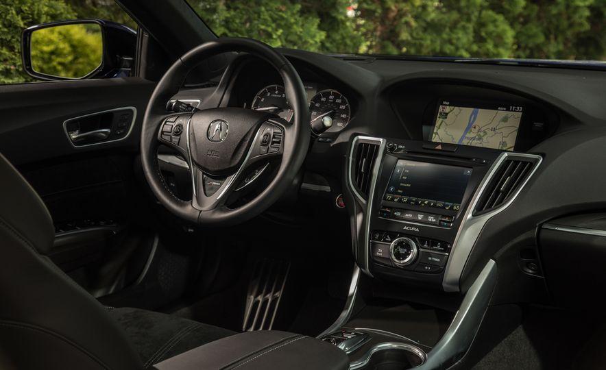 2018 Acura TLX - Slide 23