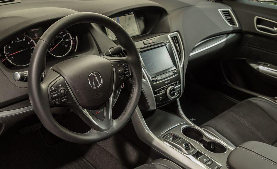 2018 Acura TLX - Slide 24
