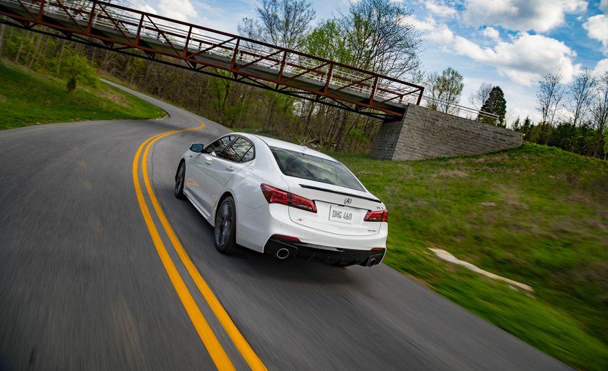 2018 Acura TLX - Slide 58