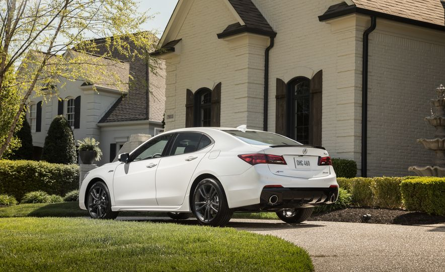 2018 Acura TLX - Slide 48