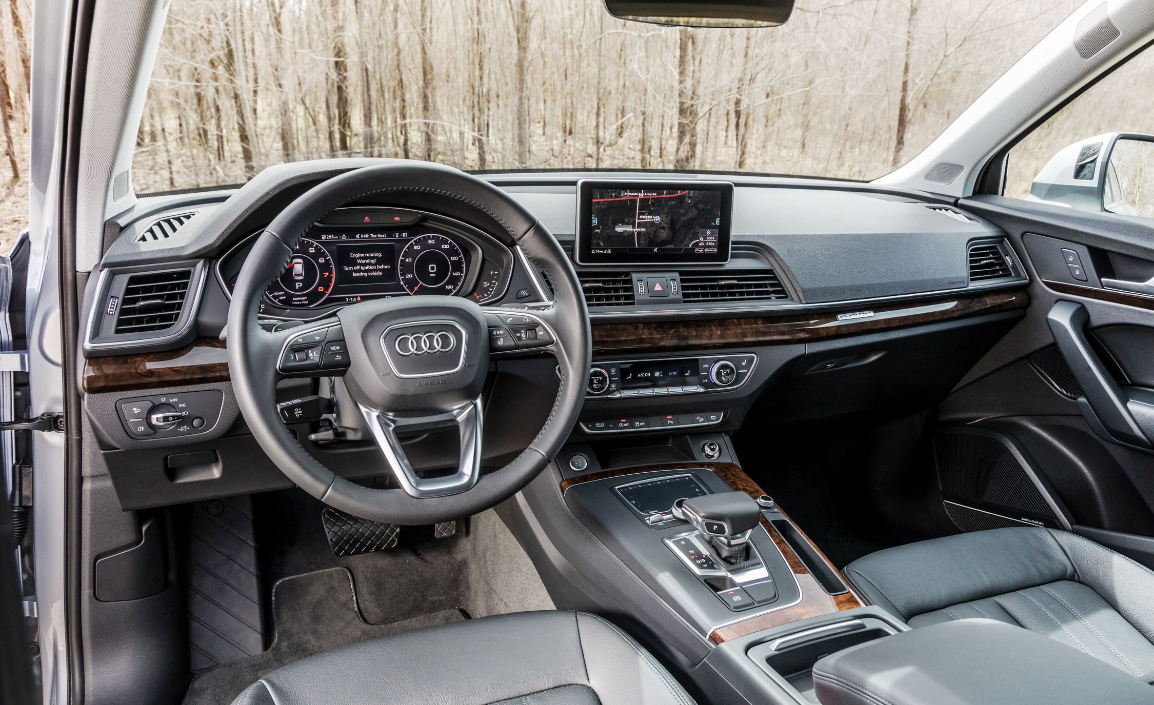 2019 Audi Q5 Reviews Audi Q5 Price Photos And Specs Car And Driver