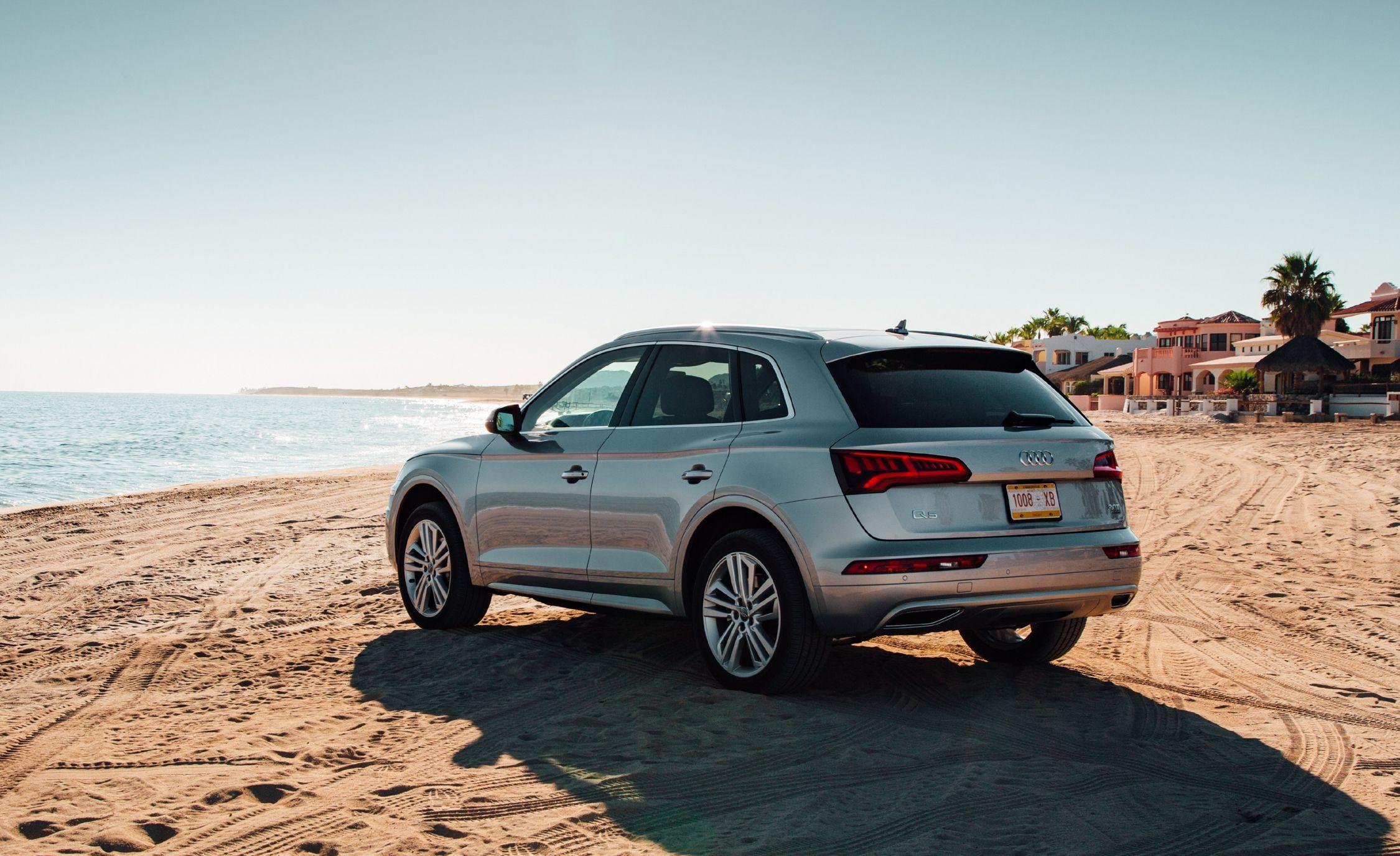 Audi Q Reviews Audi Q Price Photos And Specs Car And Driver - Audi 5 car