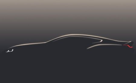 BMW Teases New 8-series Coupe on Twitter; We Can't Wait to See More