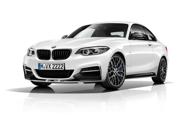 Money GmbH: 2018 BMW M240i M Performance Edition
