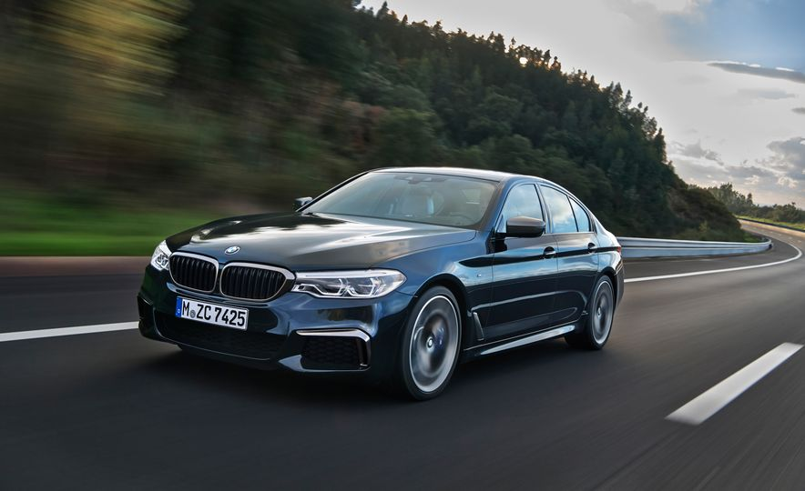 2018 BMW M550i xDrive - Slide 1