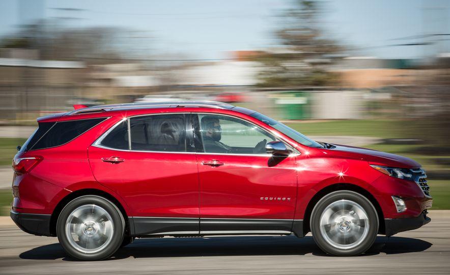 2018 Chevrolet Equinox - Slide 5