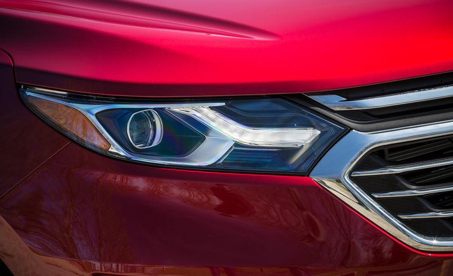 2018 Chevrolet Equinox - Slide 20