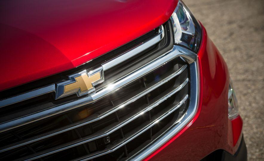 2018 Chevrolet Equinox - Slide 21