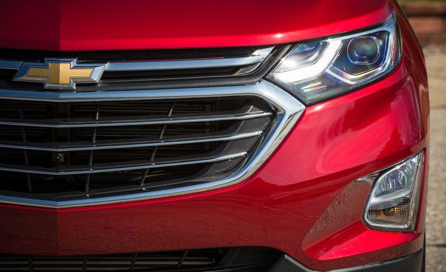 2018 Chevrolet Equinox - Slide 22