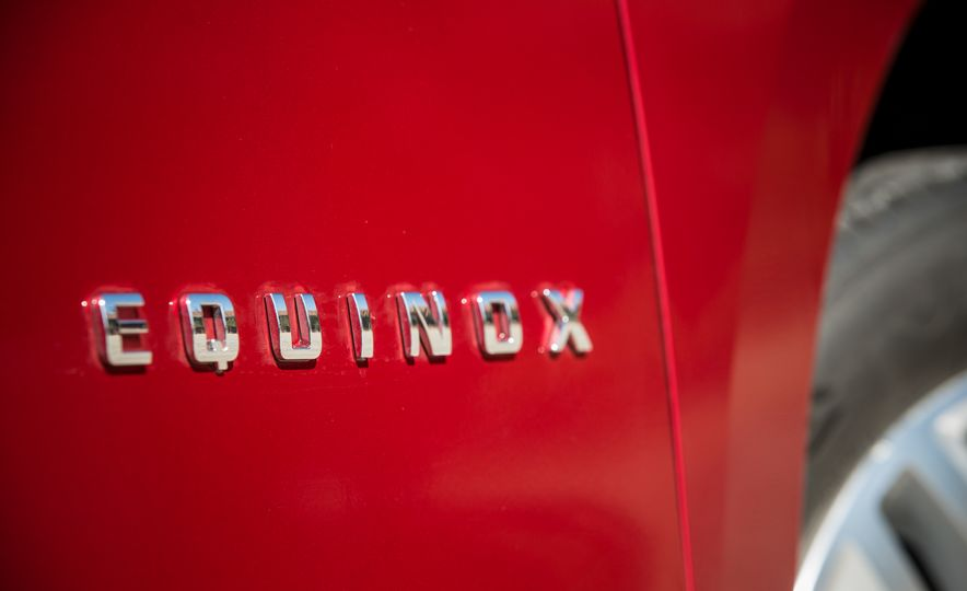 2018 Chevrolet Equinox - Slide 23