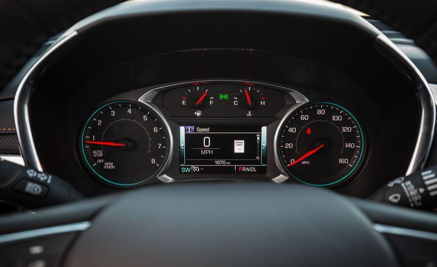 2018 Chevrolet Equinox - Slide 36
