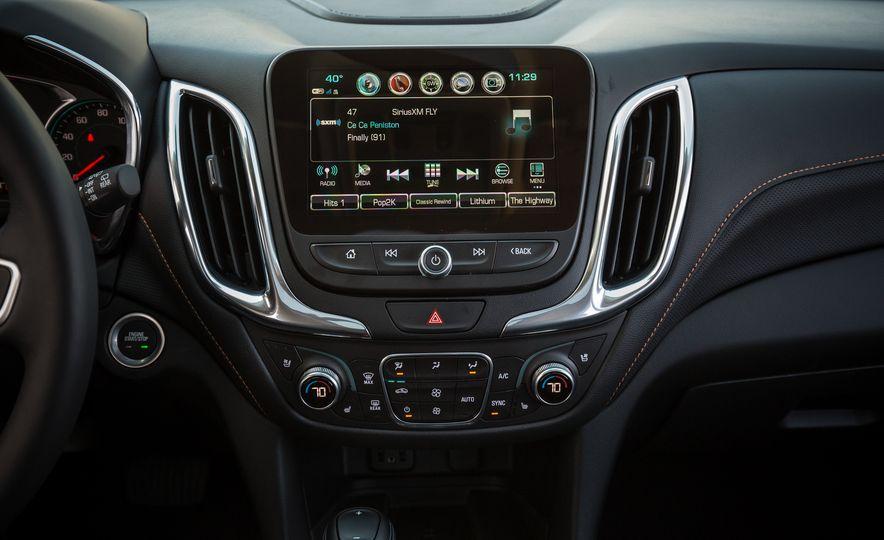 2018 Chevrolet Equinox - Slide 38