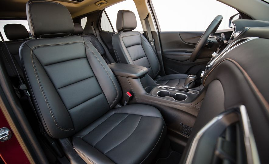 2018 Chevrolet Equinox - Slide 49
