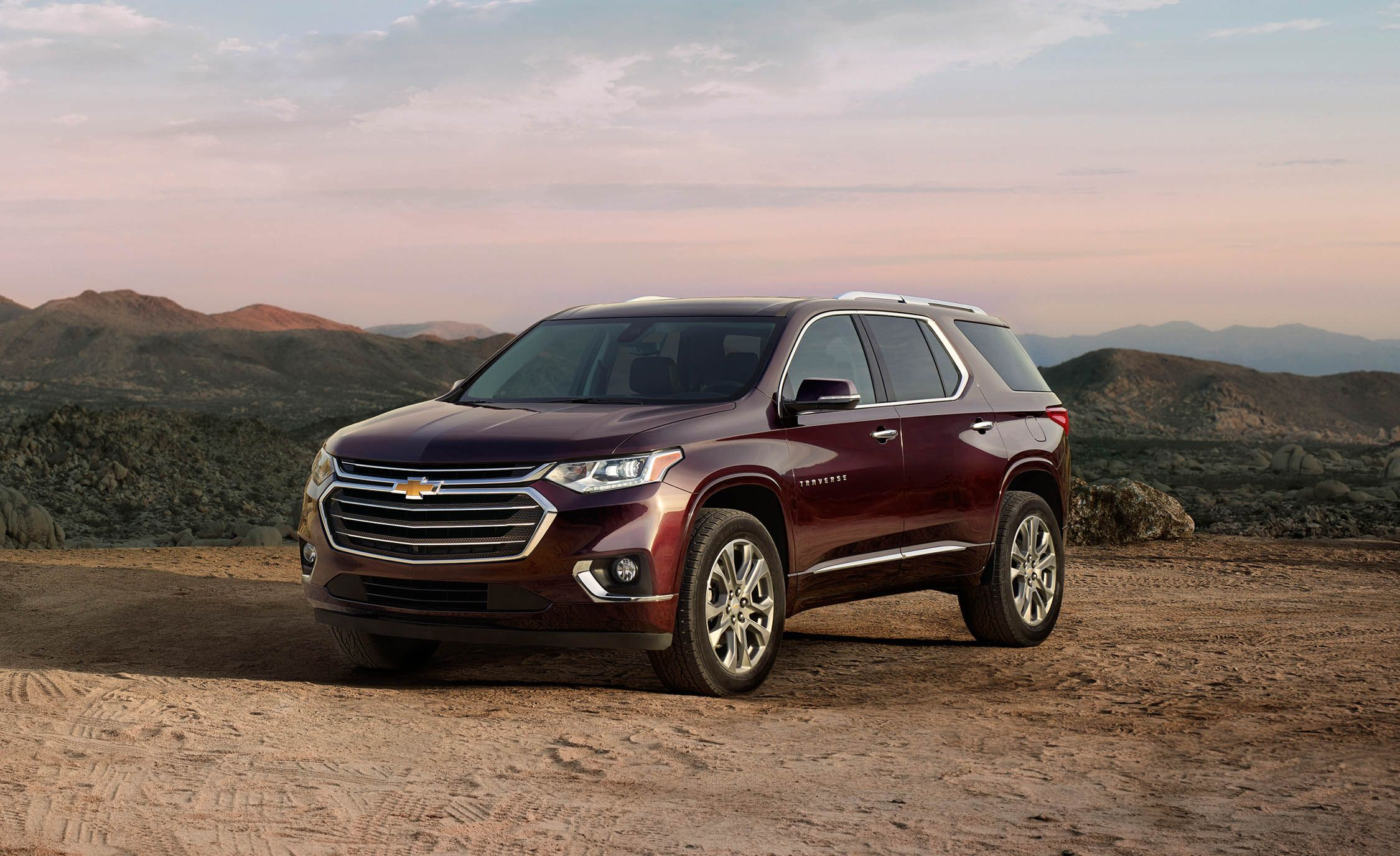 Chevrolet Announces Pricing for the New 2018 Traverse SUV  News