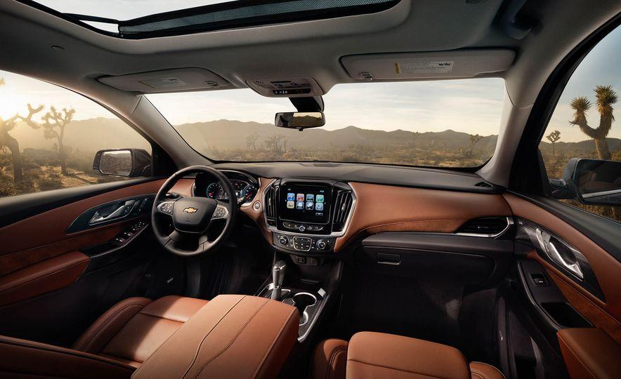 2018 Chevrolet Traverse - Slide 6
